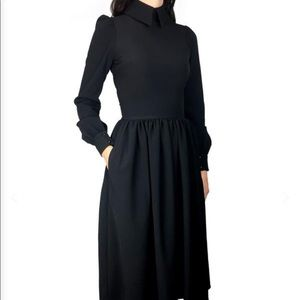 Deandri Nosferatu dress long